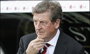 Рой Ходжсон: беспокоюсь за Уэлбека — слышал, что он пропустит ещё шесть месяцев